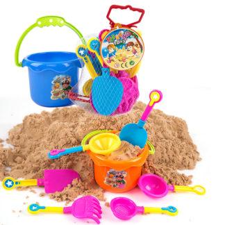 Ensemble jouets de plage